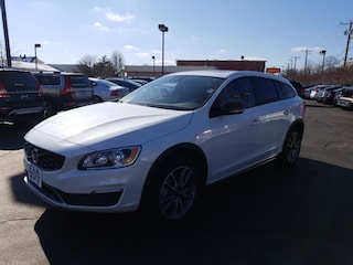 Used 2018 Volvo V60 Cross Country T5 AWD Wagon YV440MWK6J2053287 in Manchester, NH