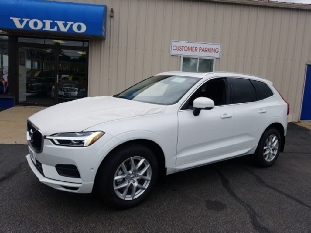 Volvo Dealers Nh >> New 2019 Volvo Xc60 For Sale In Manchester Nh Near Bedford Nh Londonderry Nh Derry Stock 19036 Lyv102rk4kb187981