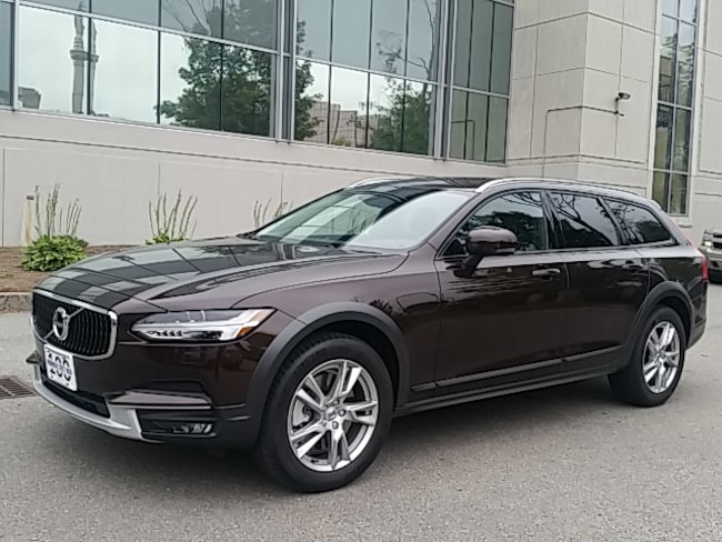 2018 Volvo V90 Cross Country T5 AWD Wagon