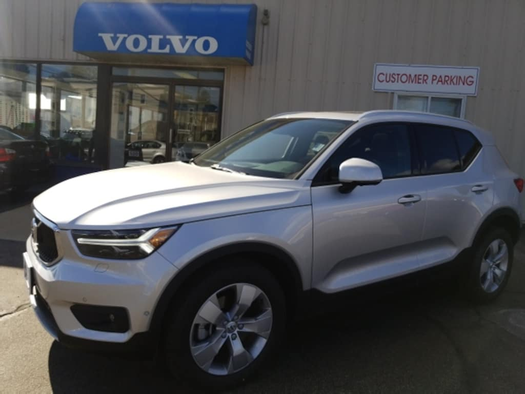 Volvo Dealers Nh >> New 2019 Volvo Xc40 For Sale In Manchester Nh Near Bedford Nh
