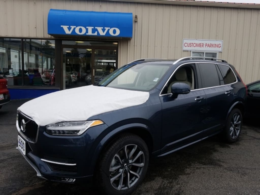 Volvo Dealers Nh >> New 2019 Volvo Xc90 For Sale In Manchester Nh Near Bedford Nh