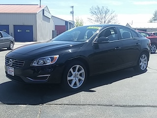 Used 2015 Volvo S60 T5 Drive-E Sedan YV126MFA4F2301957 in Manchester, NH