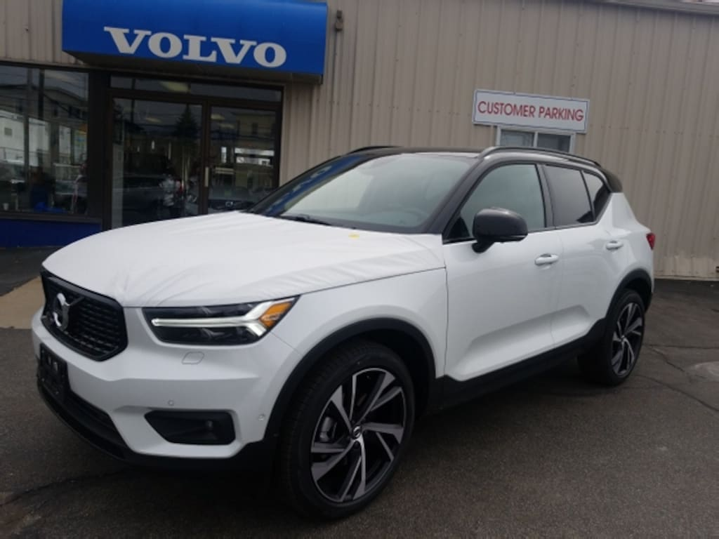 New 2019 Volvo XC40 For Sale in Manchester NH   Near Bedford NH,  Londonderry NH & Derry   Stock: 19138 YV4162UMXK2131369