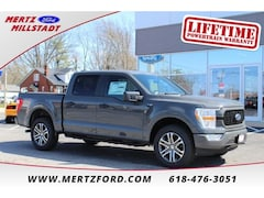 New 2021 Ford F-150 Cab; Styleside; Super Crew for sale in Millstadt IL