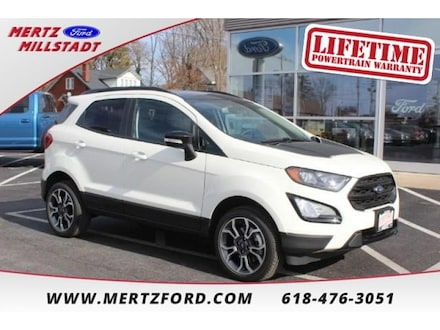 2020 Ford EcoSport SES Sport Utility