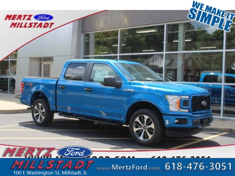 2020 Ford F-150 4WD SuperCrew 5.5 Box