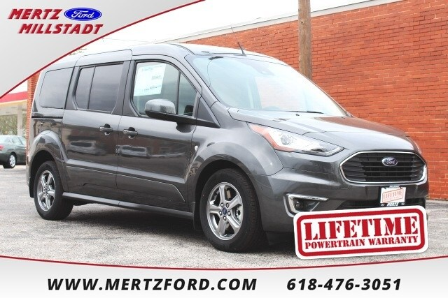 2019 Ford Transit Connect Full-size Passenger Van