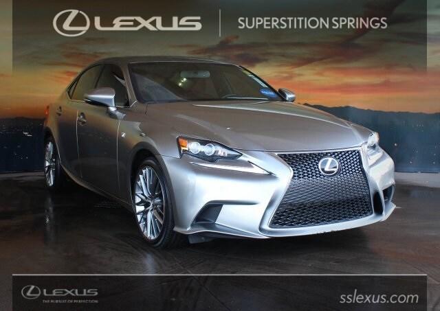 2015 LEXUS IS 250 250 Sedan