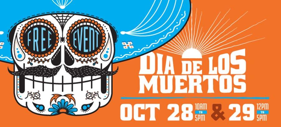Día de Los Muertos festival Downtown Mesa