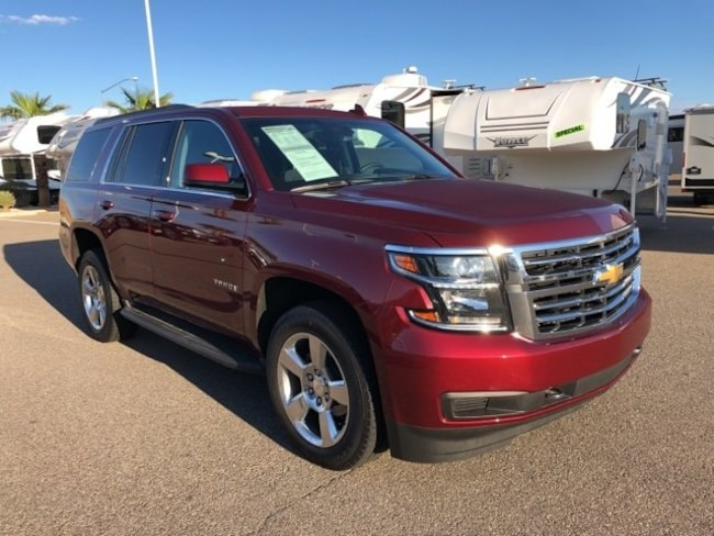 used 2017 chevrolet tahoe for sale at mesquite ford lincoln rv | vin