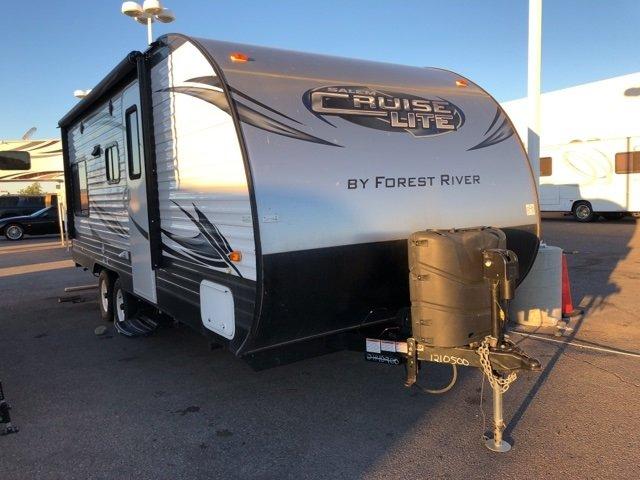 2017 Forest River T191RDXL Cruiselite RV Trailer