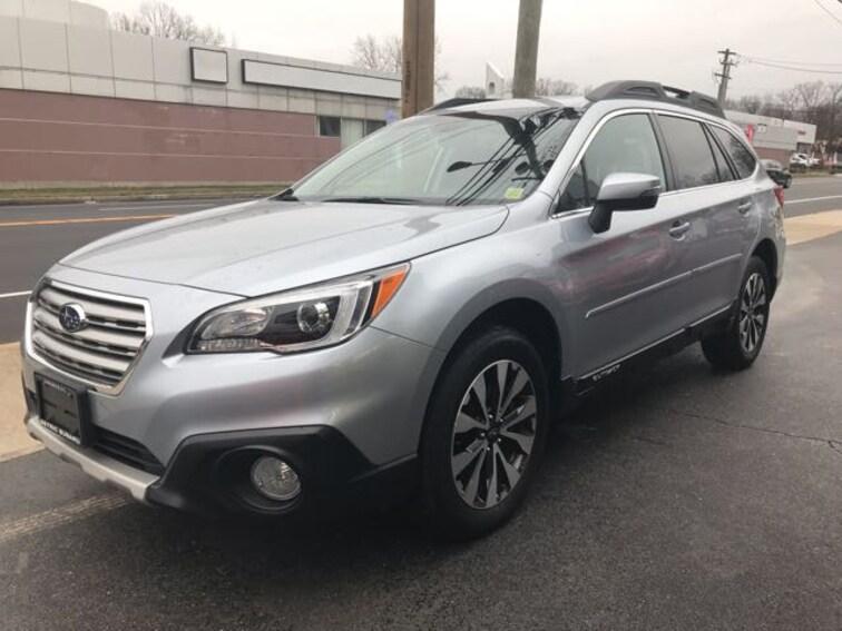Used 2016 Subaru Outback 2.5i Limited SUV Huntington