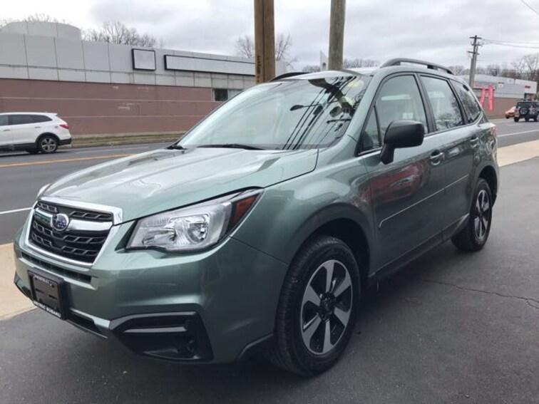 Used 2018 Subaru Forester 2.5i SUV Huntington
