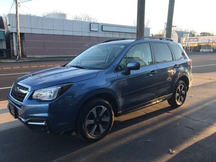 Used 2018 Subaru Forester 2.5i Premium SUV Huntington