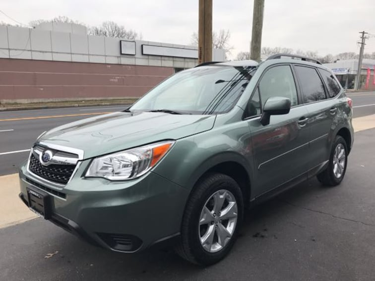 Used 2016 Subaru Forester 2.5i Premium SUV Huntington