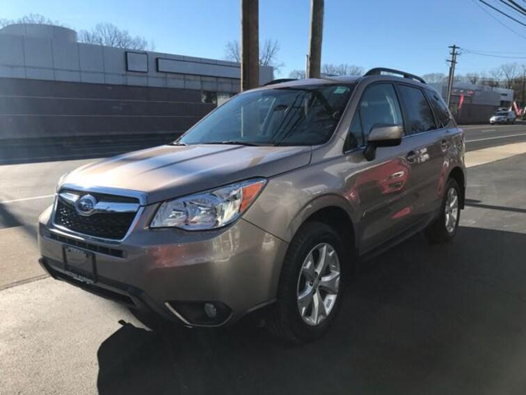 Used 2016 Subaru Forester Limited SUV Huntington