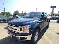 Used 2018 Ford F-150 XLT Truck 1FTEW1E57JKC88135 for sale at Metro Ford Sales and Service in Chicago