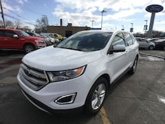 Used 2016 Ford Edge SEL SUV 2FMPK4J97GBC10631 for sale at Metro Ford Sales and Service in Chicago