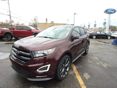 Used 2018 Ford Edge Sport SUV 2FMPK4AP8JBB32544 for sale at Metro Ford Sales and Service in Chicago