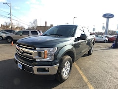 Used 2018 Ford F-150 XLT Truck 1FTEW1E58JKC27800 for sale at Metro Ford Sales and Service in Chicago