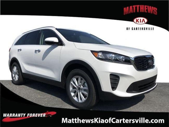 New 2019 Kia Sorento 2.4L LX SUV in Cartersville, GA