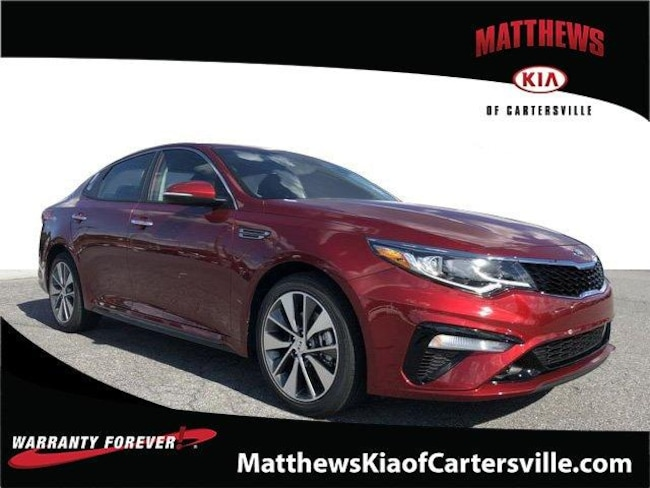 New 2019 Kia Optima S Sedan in Cartersville, GA