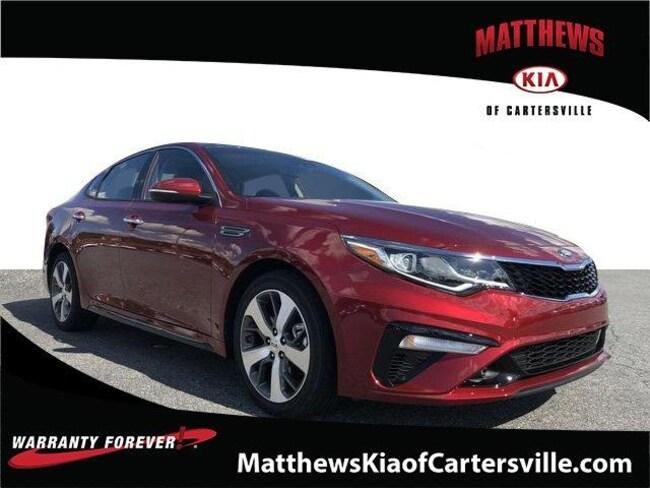New 2019 Kia Optima S Sedan in Cartersville, GA