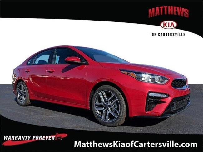 New 2019 Kia Forte S Sedan in Cartersville, GA