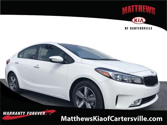 New 2018 Kia Forte S Sedan in Cartersville, GA