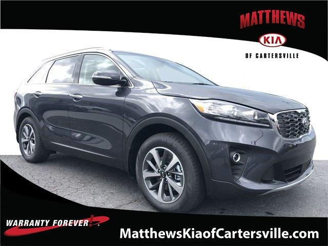 New 2019 Kia Sorento 3.3L EX SUV in Cartersville, GA