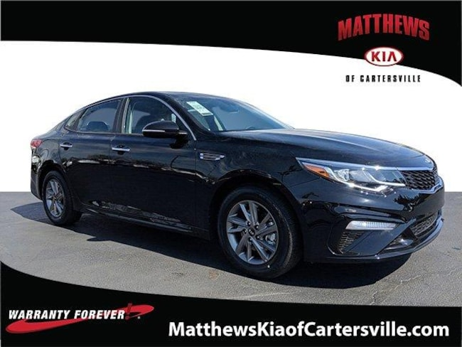 New 2019 Kia Optima LX Sedan in Cartersville, GA