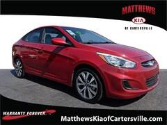 2017 Hyundai Accent Value Edition Sedan in Cartersville, GA