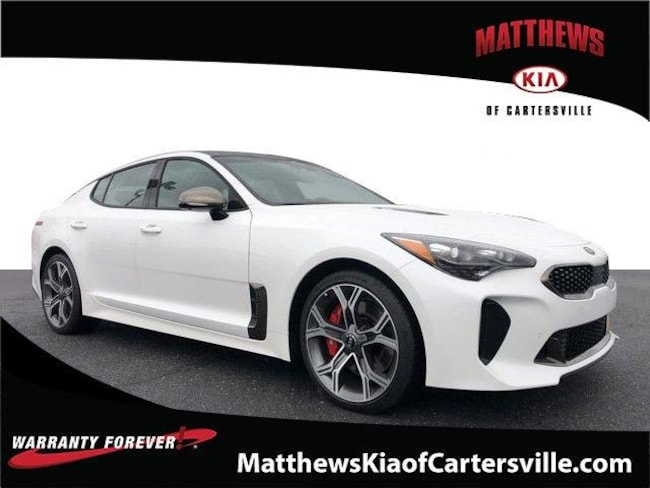 New 2019 Kia Stinger GT2 Sedan in Cartersville, GA