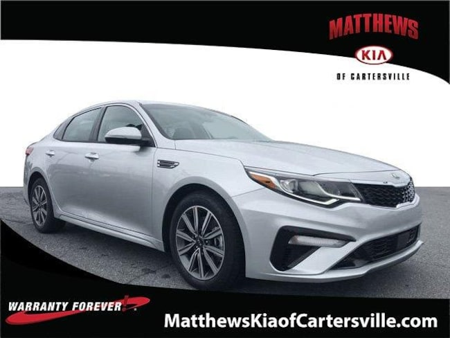 New 2019 Kia Optima EX Sedan in Cartersville, GA