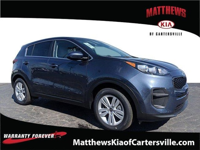 New 2019 Kia Sportage LX SUV in Cartersville, GA