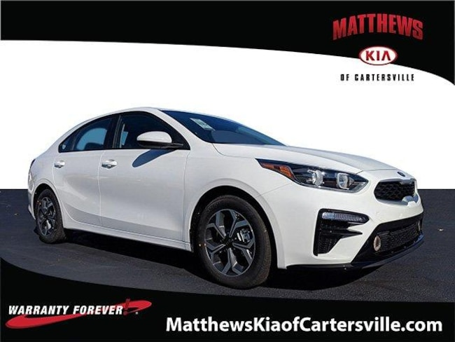 New 2019 Kia Forte LXS Sedan in Cartersville, GA