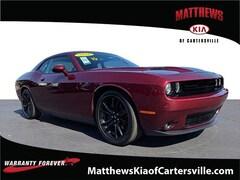 2018 Dodge Challenger SXT Coupe in Cartersville, GA
