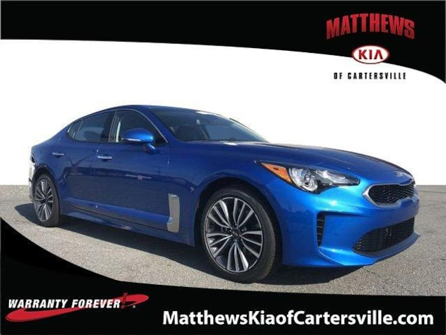 New 2019 Kia Stinger Sedan in Cartersville, GA
