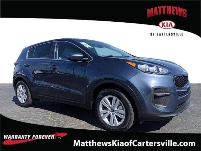 New 2019 Kia Sportage LX SUV in Cartersville, GA