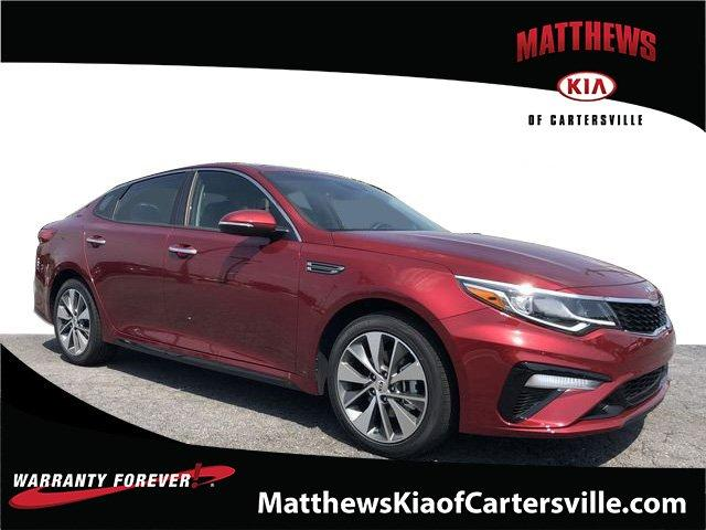 New 2019 Kia Optima Sedan in Cartersville, GA