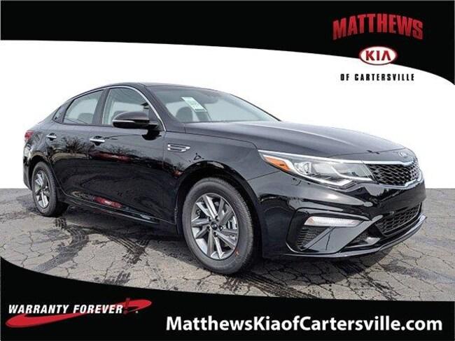 New 2019 Kia Optima LX Sedan in Cartersville, GA
