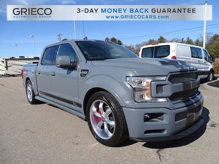 2019 Ford F-150 Shelby Super Snake Truck