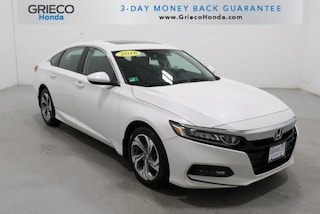 Used 2018 Honda Accord EX Sedan for sale in Johnston, RI at Grieco Honda