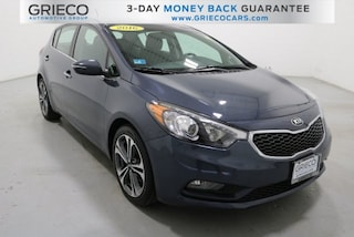 Used 2016 Kia Forte EX Hatchback for sale in Johnston, RI at Grieco Honda