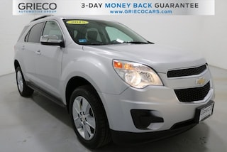 Used 2015 Chevrolet Equinox LT SUV for sale in Johnston, RI at Grieco Honda