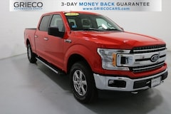 Used 2018 Ford F-150 XLT Truck SuperCrew Cab for sale in Raynham, MA