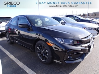 New 2021 Honda Civic EX Hatchback SHHFK7H6XMU411899 for sale in Johnston, RI at Grieco Honda