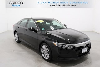 Used 2018 Honda Accord LX Sedan for sale in Johnston, RI at Grieco Honda
