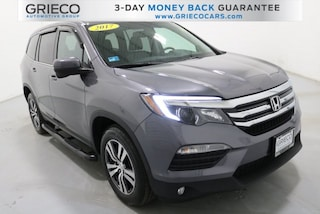 Used 2017 Honda Pilot EX-L SUV for sale in Johnston, RI at Grieco Honda
