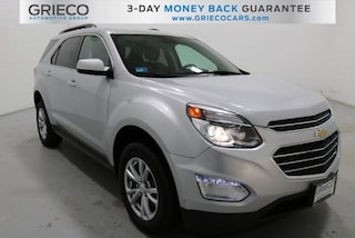 Used 2016 Chevrolet Equinox LT SUV for sale in Johnston, RI at Grieco Honda